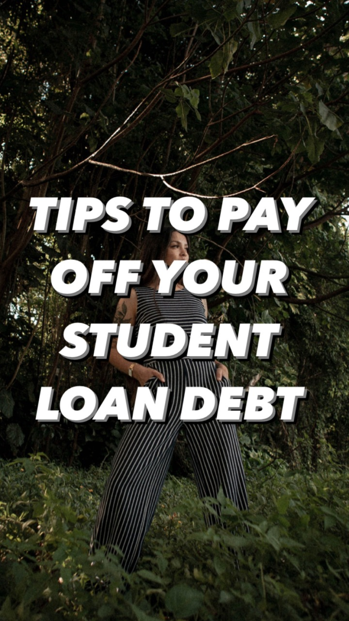 Tips to Pay Off Student LoanDebt
